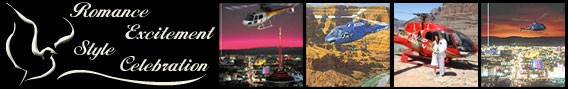 Helicopter Weddings Las Vegas